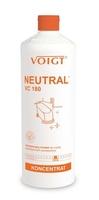 Vc 180 neutral, delikatny, skoncentrowany środek do mycia porcelany, powierzchni szklanych i szkliwionych podłóg oraz wodoodpornych powierzchni, 1l