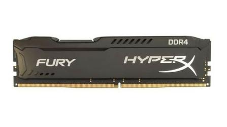 HyperX DDR4 Fury Black 8GB2400 CL15