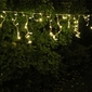 Lampki ogrodowe 600 led, ciepłe białe