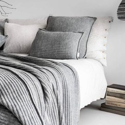 Moyha :: poduszka przytulna szara