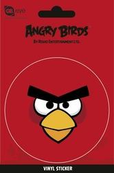Angry Birds  Wściekłe ptaki Red Bird - naklejka