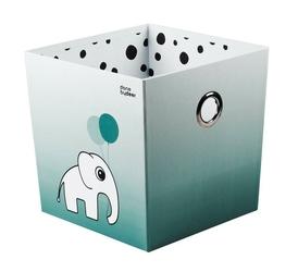 Pudełko do przechowywania Done by deer Dots niebieskie