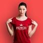 Księżniczka złośliwości t-shirt damski czerwony xl