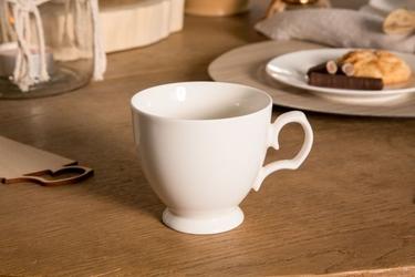 Filiżanka do kawy porcelana mariapaula ecru