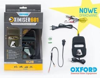 Oxford ładowarka do akumulatorów 12v oximiser 601 el601