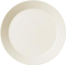 Talerz Teema 21 cm biały