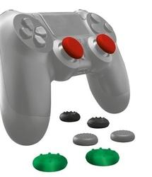 Trust nakładki dla kontrolera playstation 4, 8 sztuk