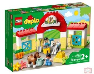 Lego 10951 duplo stadnina i kucyki
