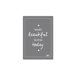 Notes make beautiful notes today bastion collections