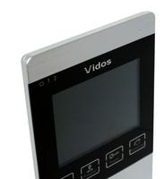 Monitor wideodomofonu vidos m904 - szybka dostawa lub możliwość odbioru w 39 miastach