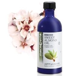 Macrovita olejek ze słodkich bio-migdałów w naturalnych olejach tłoczony na zimno z witaminą e 100ml