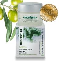 Macrovita krem przeciwzmarszczkowy intensywnie odżywczy do cery suchej lub odwodnionej 40ml - 40ml