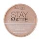 Rimmel london stay matte long lasting pressed powder 004 sandstorm kosmetyki damskie - puder 14g - 004 sandstorm
