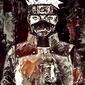 Legends of bedlam - kakashi, naruto - plakat wymiar do wyboru: 21x29,7 cm