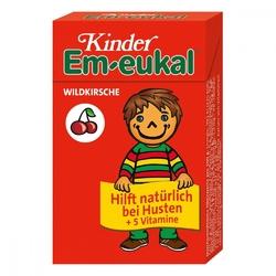 Em eukal cukierki dla dzieci w pudełku