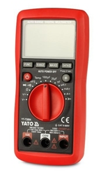 Miernik cyfrowy automatyczny zakres yato yt-73084 - szybka dostawa lub możliwość odbioru w 39 miastach