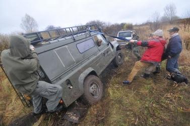Off road 4x4 - kierowca - poznań - 2h