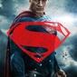 Batman v superman superman solo - plakat