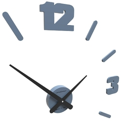 Zegar ścienny michelangelo calleadesign terakota 10-305-24