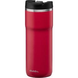 Kubek termiczny na kawę latte java leak-lock™ aladdin 0,47 litra, czerwony 10-06646-005