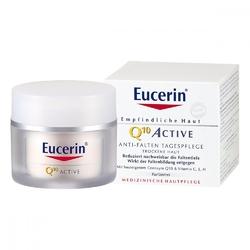 Eucerin q10 active wygładzający krem pzmarszczkowy na dzień