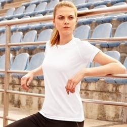 Koszulka fotl performance lady-fit