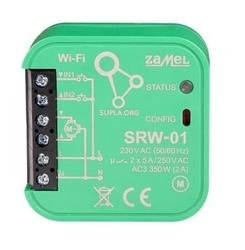 Sterownik  srw-01 autonomiczny dopuszkowy rolet wifi zamel supla - szybka dostawa lub możliwość odbioru w 39 miastach