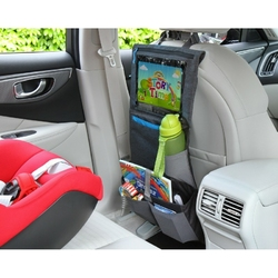 Organizer samochodowy z uchwytem na tablet little life