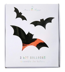 Zestaw balonów nietoperz, meri meri