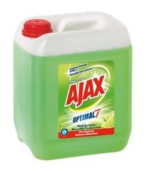 Ajax, optimal 7, lemon, płyn uniwersalny, 5 l
