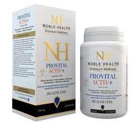 Provital activ + noble health x 120 tabletek