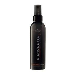 Schwarzkopf silhouette super hold pumpspray kosmetyki damskie - spray utrwalający do włosów 200ml