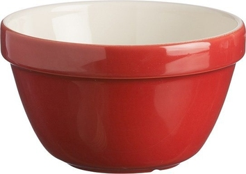 Misa kuchenna pudding basin color mix czerwona