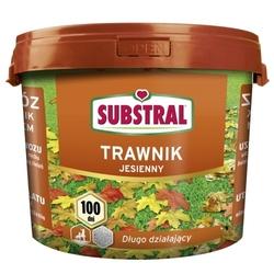 Nawóz jesienny do trawnika – 100 dni – 5 kg substral