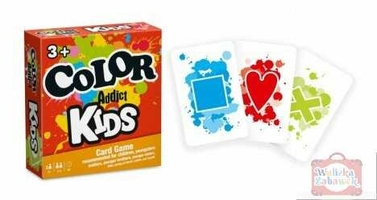 Gra color addict kids 1211