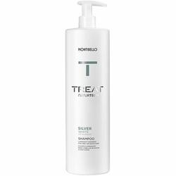 Montibello Silver White, szampon do siwych, odżywia i chroni przed UV 1000ml