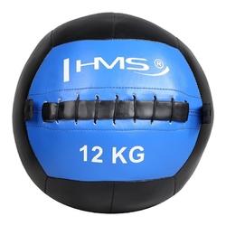 Piłka do ćwiczeń wall ball wlb12 12 kg - hms - 12 kg