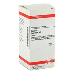 Calcium fluoratum d 3 tabl.