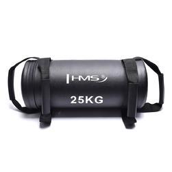 Worek do ćwiczeń power bag wdc25 25 kg - hms - 25 kg