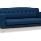 Sofa ros tkanina łatwoczyszcząca 3-osobowa colourwash elephant