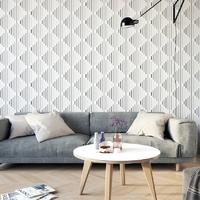 Tapeta na ścianę - minimal 3d , rodzaj - tapeta flizelinowa