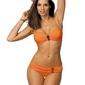 Marko salma agrumi m-254 pomarańczowy 56 kostium kąpielowy