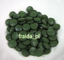 Spirulina bio - tabletki 120g