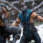 Mortal kombat - sub zero vs scorpion - plakat wymiar do wyboru: 60x40 cm