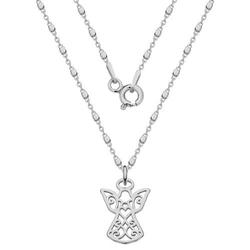 Naszyjnik z aniołkiem 790