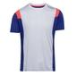 Koszulka męska diadora ss t-shirt run - biały