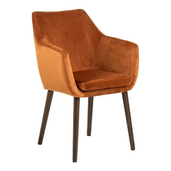 Krzesło nora vic coper