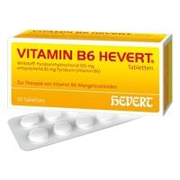 Vitamin b 6 hevert tabl.