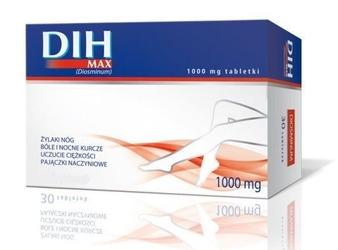 Dih max 1000mg x 60 tabletek