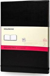 Notes moleskine art plus watercolour album p